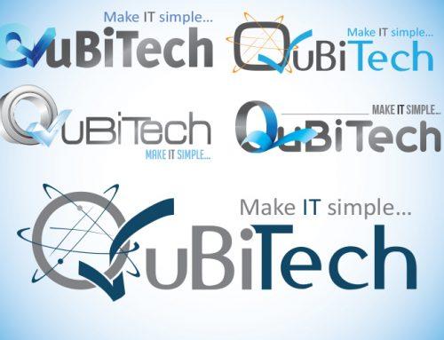 Dizajn logotipa za QuBiTech d.o.o.